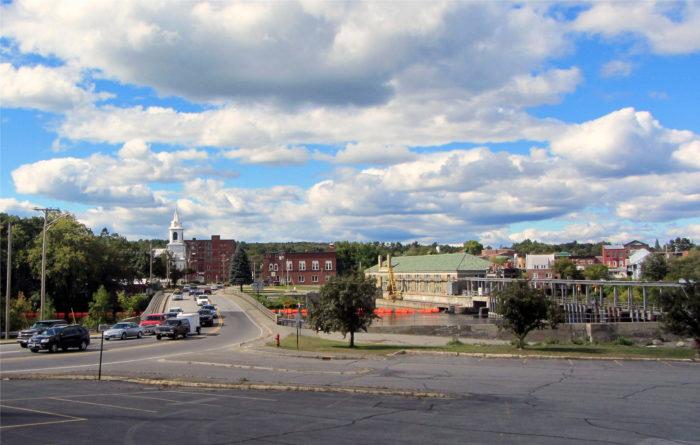 5. Motor Vehicle Theft: Skowhegan, Somerset County