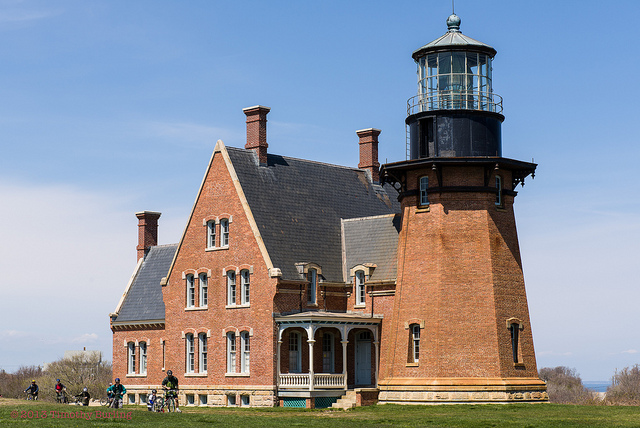 6. Southeast Light, Block Island