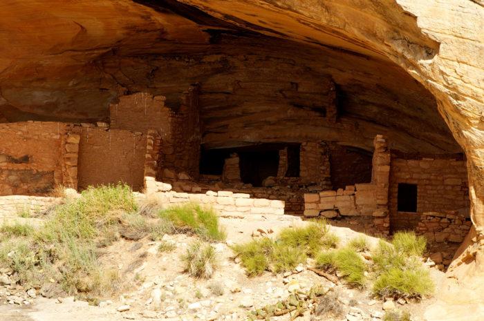 3. Butler Wash Puebloan Cliff Dwellings