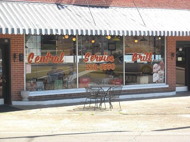 8. Central Service Grill (101 E. Roane Ave., Eupora)
