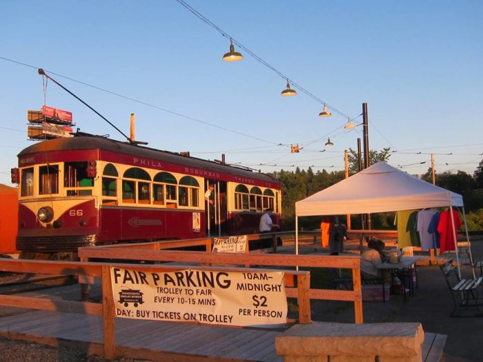 Plan a trip to the Pennsylvania Trolley Museum which operates through December, although hours vary according to the season. The fall season runs on Saturdays and Sundays from 10 a.m. to 4 p.m. with the last tour leaving at 3 p.m.