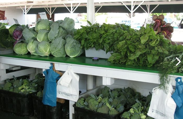 Plan a trip to the Co-Op Farmers Market before the season ends. The market is open Mondays, Wednesdays, and Fridays from 12 p.m. to 6 p.m.
