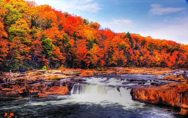 9. Ohiopyle State Park