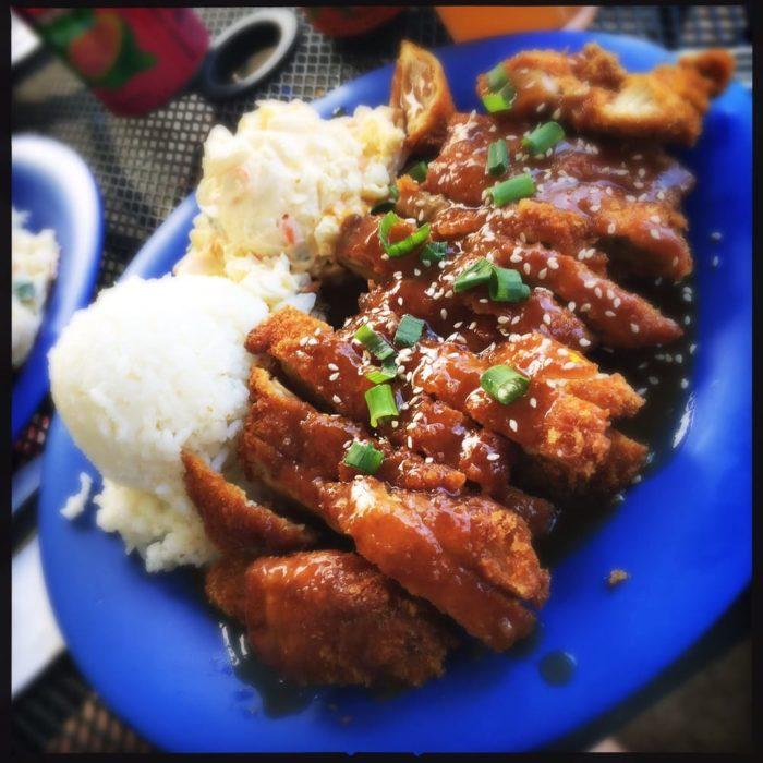 9. Blue Ginger Cafe, Lanai City #2