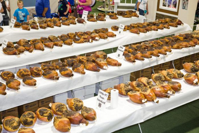 9. Trigg County Ham Festival, Cadiz