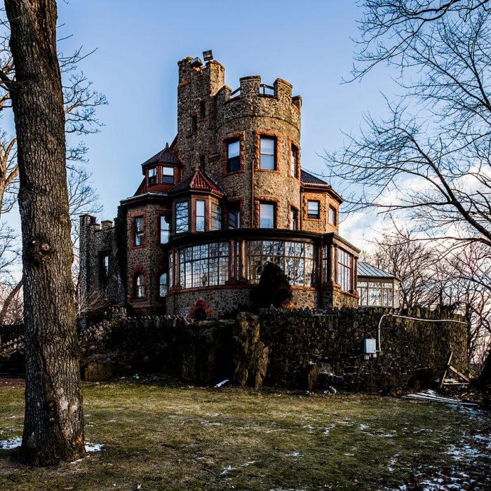 Kip's Castle Exterior