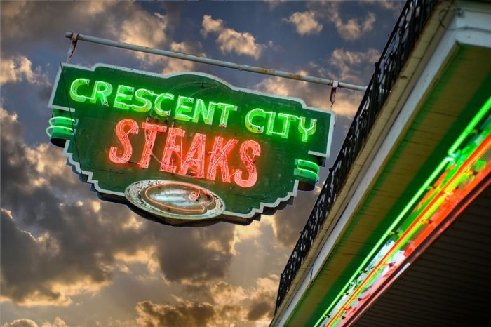 9) Crescent City Steaks, 1001 N Broad St. – 1934