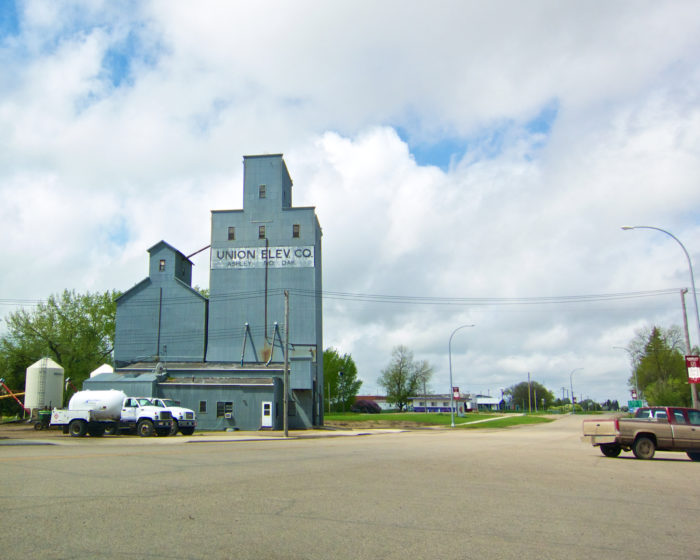 From the grain elevators and water tower, to the friendly and hospitable people who live there, Ashley will welcome you to the small town life with open arms.