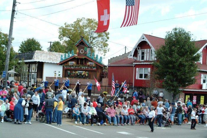 4. Ohio Swiss Festival (Sugarcreek)