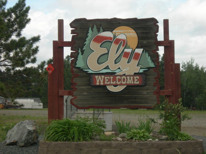 7. Ely, St. Louis County