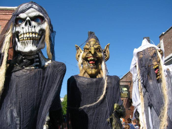 11. Festival of the Dead, Salem (Oct. 1-Nov. 2)