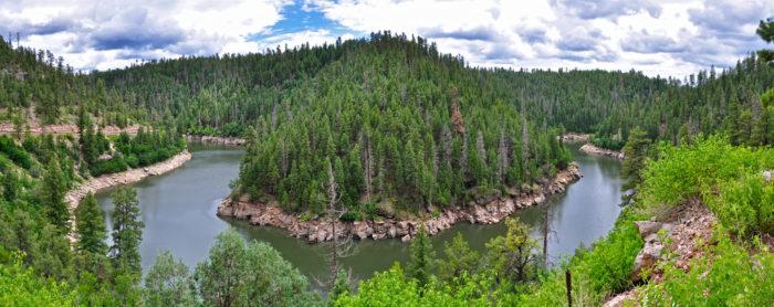 8. Blue Ridge Reservoir