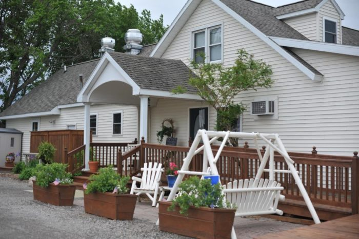 2) The Farm Restaurant (699 Port Crescent Rd, Port Austin)