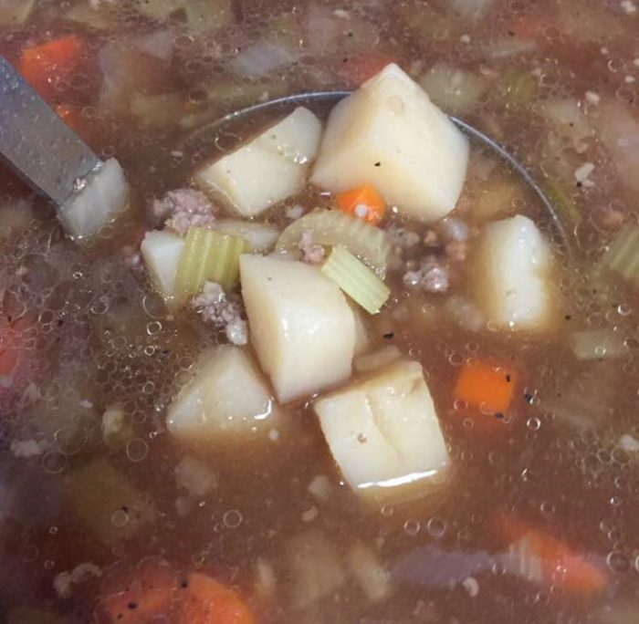 Beyond the bakery, they have awesome lunch specials and constantly changing homemade soups.