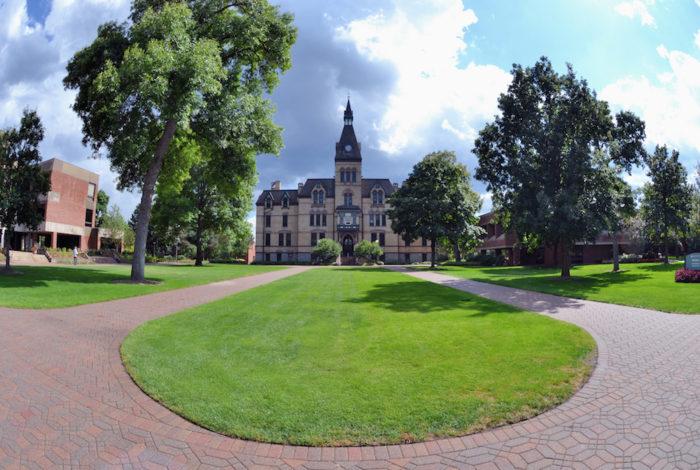 2. Hamline University, St. Paul