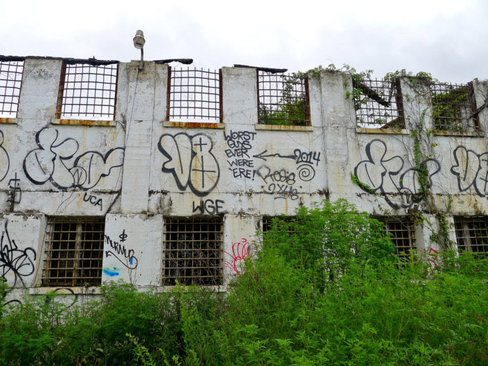 Yet, for the last two and a half decades, the prison lay in shambles, rotting away everything that once stood sturdy.