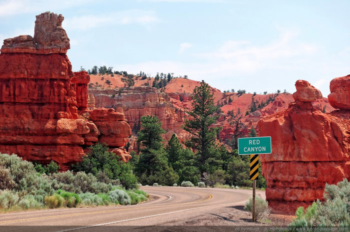 There are so many things to see along the way, as you drive through the jaw-dropping Grand Staircase-Escalante National Monument, Dixie National Forest, and several small towns.