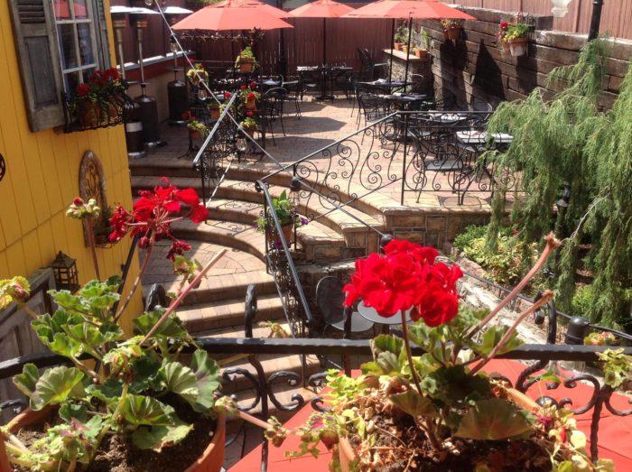 8. Giuseppe's Italian Restaurant, Frostburg