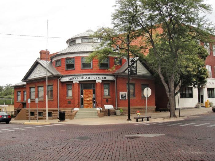 7. Historic Downtown Dodge City