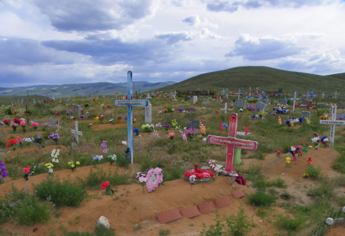 2. Sacajawea Cemetery, Wind River Indian Reservation