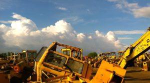 Step Inside This Eerie Graveyard In Kansas Where Tractors Go To Die