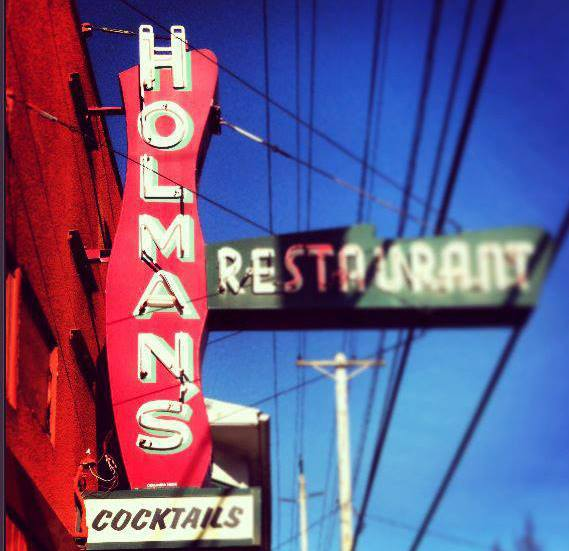 3. Holman's Bar and Grill