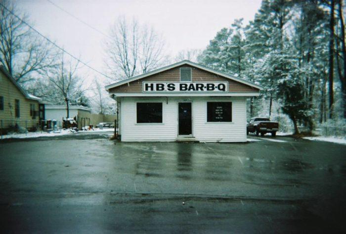 5. HB's BBQ (Little Rock)