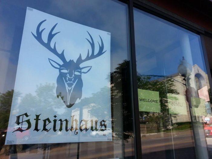 5) Steinhaus (102 W Washington St #115, Marquette)