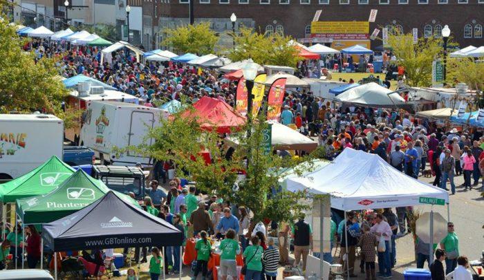9. Delta Hot Tamale Festival, Greenville