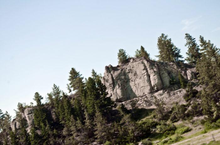 4. Half Moon Campground, Big Timber area