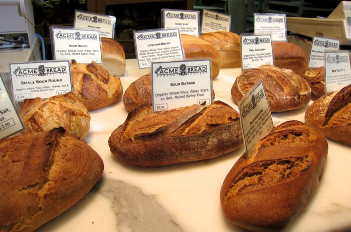 6. The Acme Bread Company
