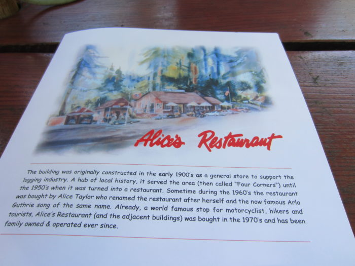 Alice's Restaurant new menu-5873211248