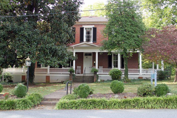 1. Avenel House (Bedford)