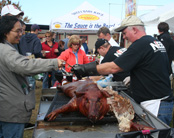 13. The Great New England BBQ Fest, Wachusett Mountain, Princeton (Oct 1-2)