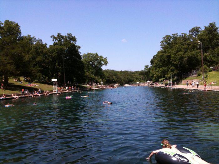 6. Barton Springs Pool