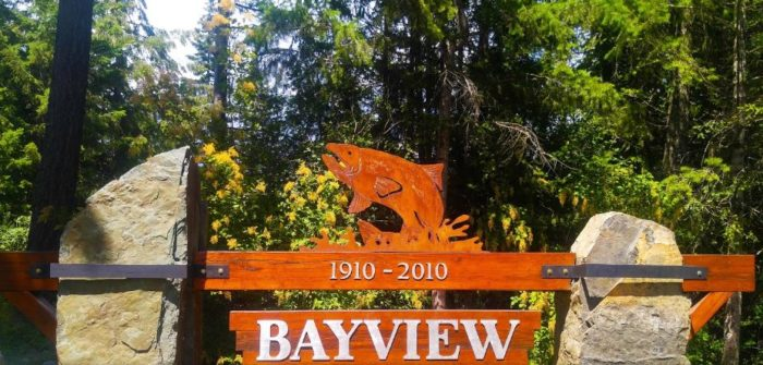 Nestled in Idaho's Panhandle is the tiny lakefront town of Bayview, population just over 500.