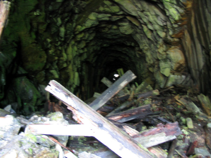 Beginning of the Tunnel-2347366308