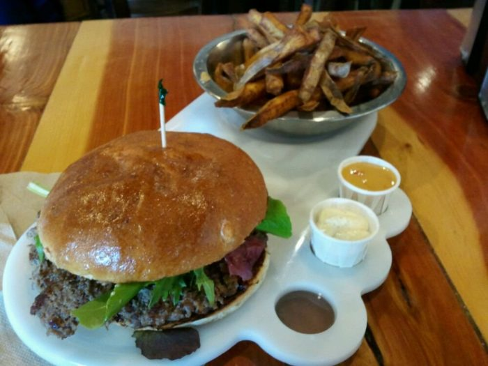 Boise Fry Company-burger