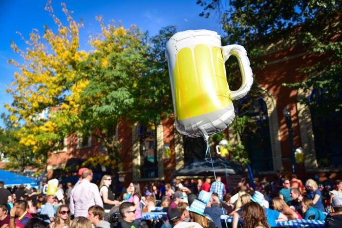 3. Old Boise Oktoberfest, Boise (Sept. 17)