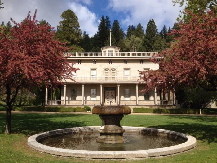 6. Bowers Mansion Regional Park - Washoe Valley