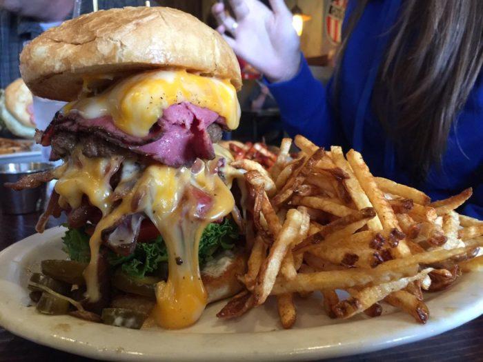 Brakeman-burger