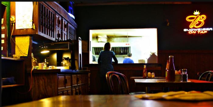 6. Brown's Diner