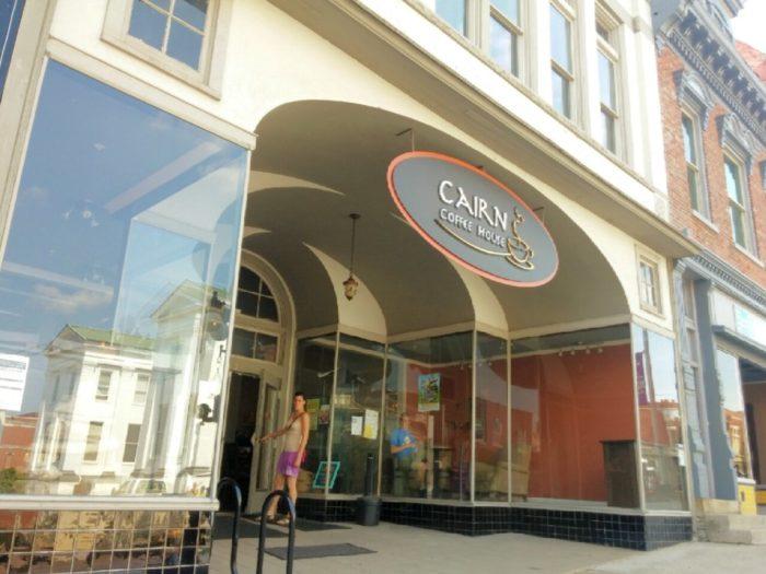 1. Cairn Coffee House