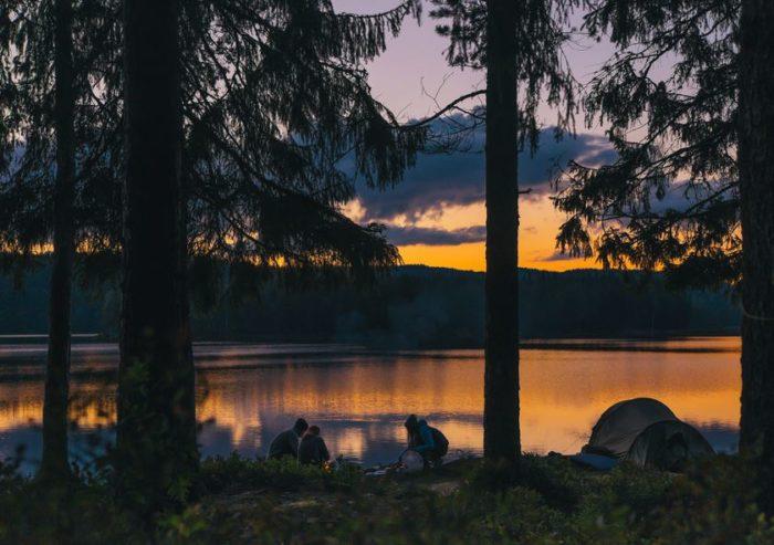 3. Trapper Creek Campground