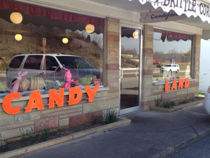 8. Candy Land, Grand Rivers