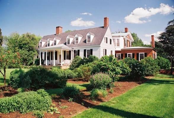 7. Castle Hill Manor (Charlottesville)