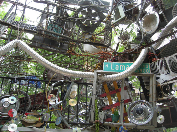 2. The Cathedral of Junk