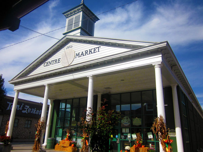 Wheeling's Centre Market has stood the test of time.
