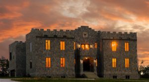 Entering This Hidden Indiana Castle Will Make You Feel Like You're In A Fairy Tale