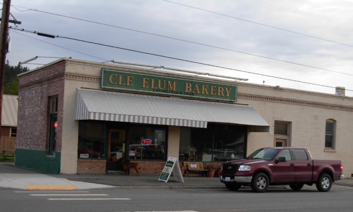 And don't forget to stop by the Cle Elum Bakery.